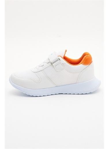 Tonny Black Çocuk Spor Ayakkabı Tbk04 Beyaz
